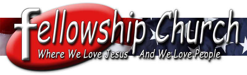 We Love Jesus   We Love People!
